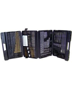 204 PC COMBINATION DRILL BIT SET DRILLING POWER TOOLS