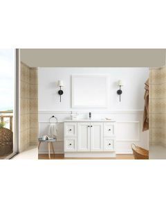 OXFORD 1200MM HIGH QUALITY MODERN BATHROOM VANITY UNIT