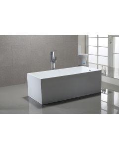 FICO FREE STANDING SOAKING BATHTUB 1400 X 750 X 580MM