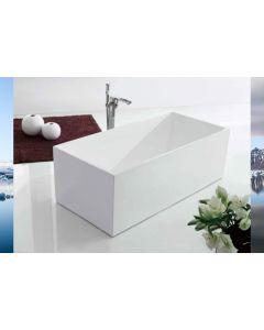 FICO FREE STANDING SOAKING BATHTUB 1300 X 680 X 580MM