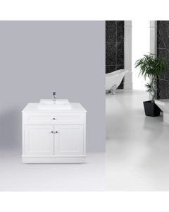 SUPER GLOSSED VANITY UNIT IN BATHROOMS (900MM)