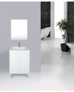 600MM HIGH QUALITY MODERN BATHROOM VANITY UNIT