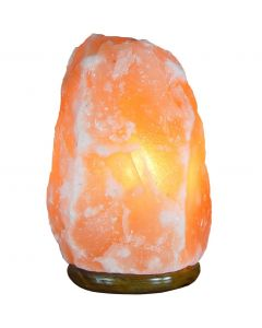 Himalayan NATRUAL SALT LAMP Rock Crystal 2 TO 3KG